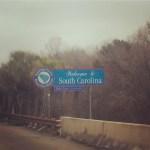 Moving to South Carolina!
