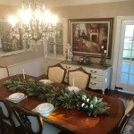 Our Dining Room Renovation on a Budget