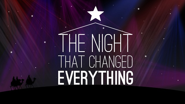 The Night That Changed Everything Flowing Faith