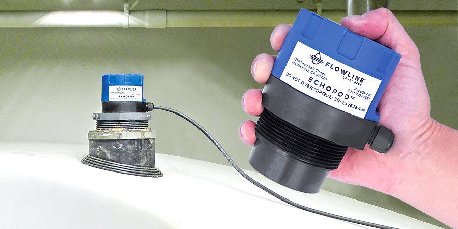 4 wire ultrasonic level transmitter 2002 jetta cooling fan wiring diagram hot water storage tank liquid sensor flowline solid