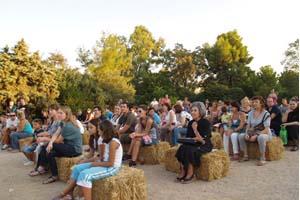 Ακαδημία Πλάτωνος: Η αλληλεγγύη των κατοίκων ενάντια στην κρίση!