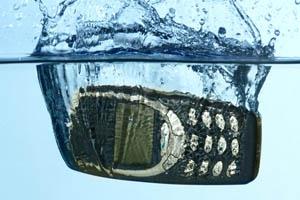 Ηλεκτρονικές συσκευές και νερό