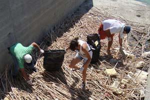 """Minoistas"": Εθελοντές ομορφαίνουν το Ηράκλειο Κρήτης!"