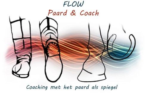 Logo FLOW Paard & Coach Apeldoorn