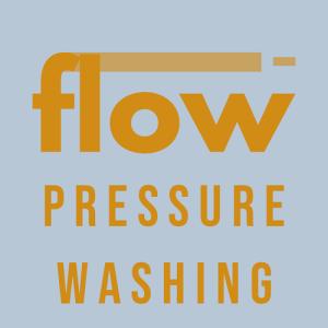 Flow Pressure Washing Logo