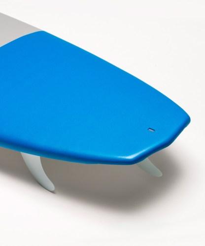 Flowt Marshmallow 53 Blue Top Tail Details