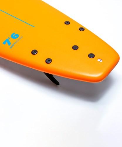 Flowt Standard 76 Top Tail Details