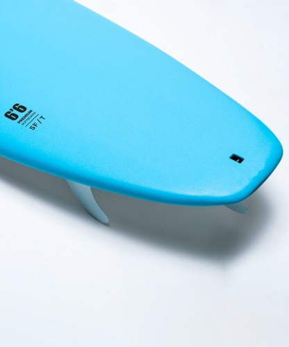 Flowt Premium Performance 66 Top Tail Details