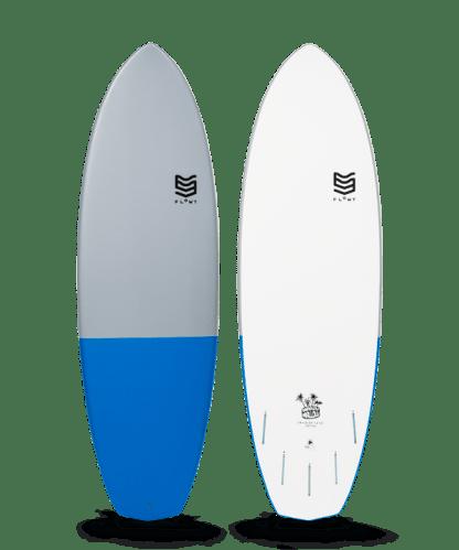 Flowt Marshmallow 59 Blue Frontview