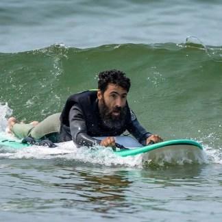 Adaptive Surfing Softboards