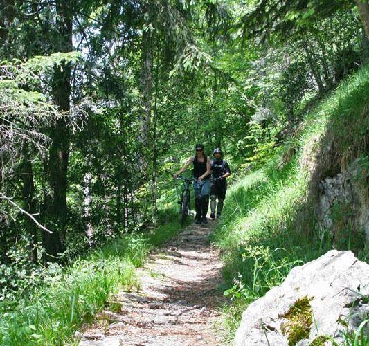 Renggpass Lopper Loop - Aufstieg