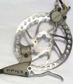 Hayes Hydraulische Scheibenbremsen MAG