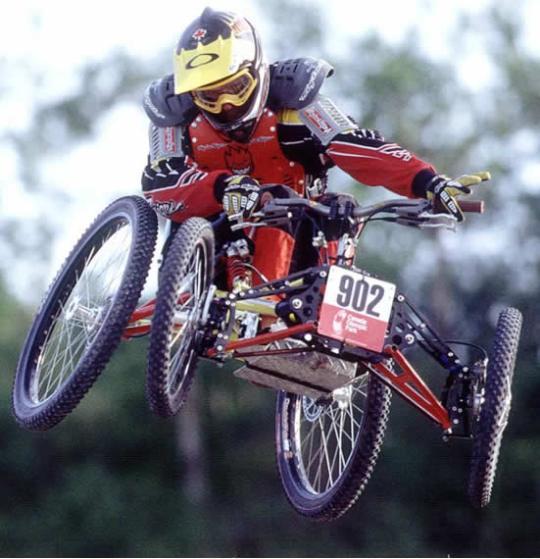 Stacy Kohut Rollstuhl Bike