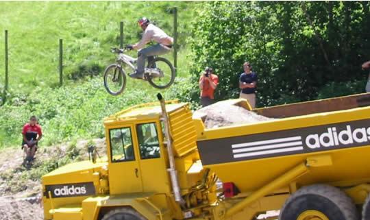 aaron chase truck adidas slopestyle