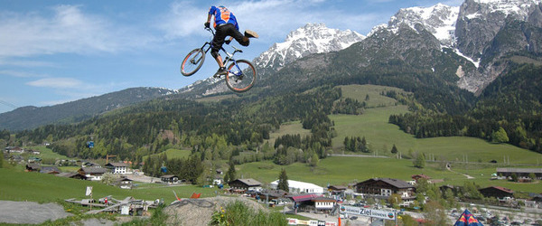 Bikepark Leogang - Out of Bounds!