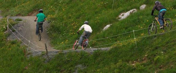 Bikepark Leogang - Volle Kanne in die neue Saison