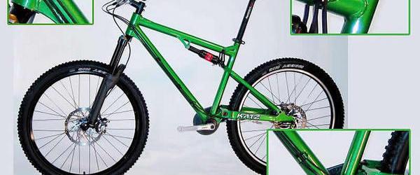 Katz Bikes - Details zum Katz-Bike
