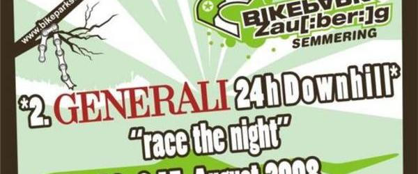 Bikepark Semmering - 24h Downhill - Race the Night