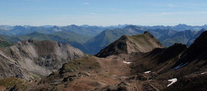 trek bike attack parpan rothorn aussicht panorama
