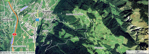 Local Spots - Buwä am Haldi