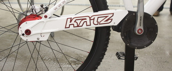 Katz Bikes - Die Katz Bikes sind da!
