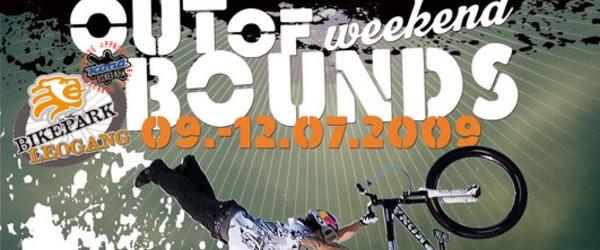 Bikepark Leogang - Out of Bounds