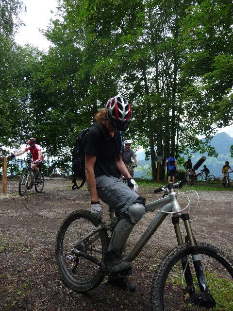 Bikepark Emmetten - Weckt den Schläfer in dir!