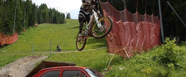 Bikepark Semmering - Evil am Zauberberg