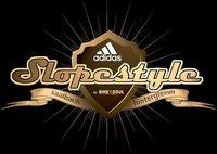 adidas slopestyle logo