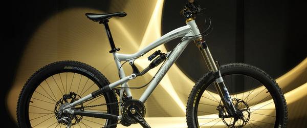 Bikes - Santa Cruz Nomad