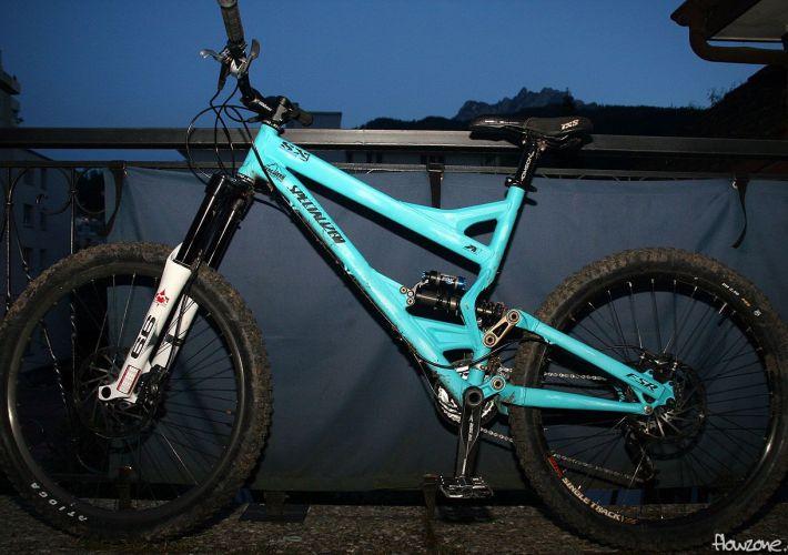 specialized sx trail II 2007 marzocchi 66 sl1 ata