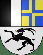 Das Wappen des Kanton Graubünden Engadin