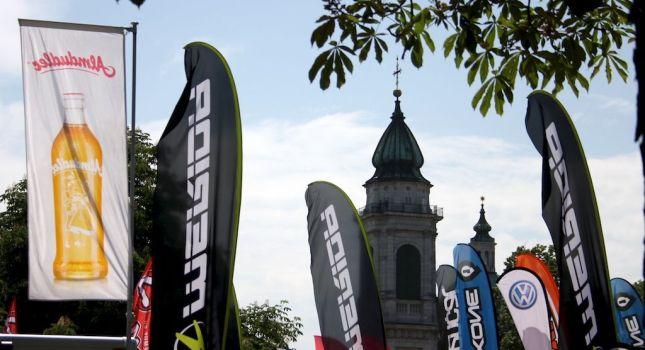 Die Belagerung der Stadt Solothurn durch die Bike-Armee der Schweiz