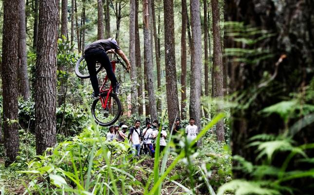 Yannick Granieri Polygon Bikes