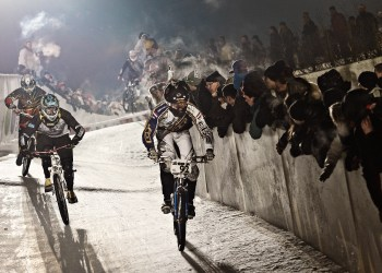 Red Bull Crashed Ice 2012 Mountain Bike