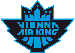 Vienna Air King Logo (schwarz blau)