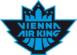 Vienna Air King Logo (schwarz blau)
