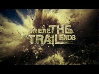 "Logo vom MTB Film ""Where the trail ends"""