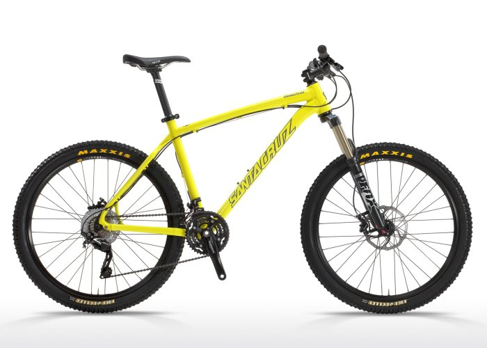 Santa Cruz Chameleon 2013 Tennisyellow