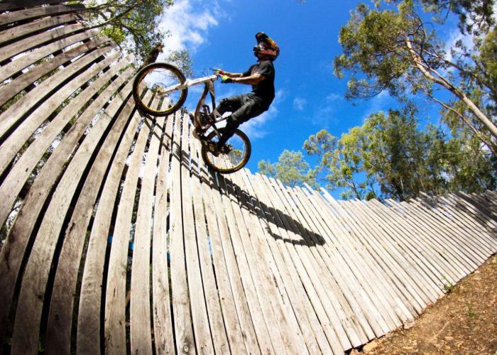 Andreu Lacondeguy Australien Neuseeland Wallride