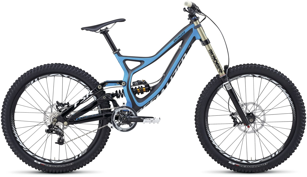 specialized demo 2014 8 carbon blau cyan blue