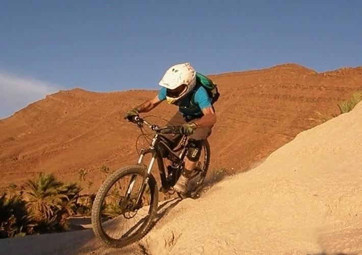 mtb freeride sahara marokko