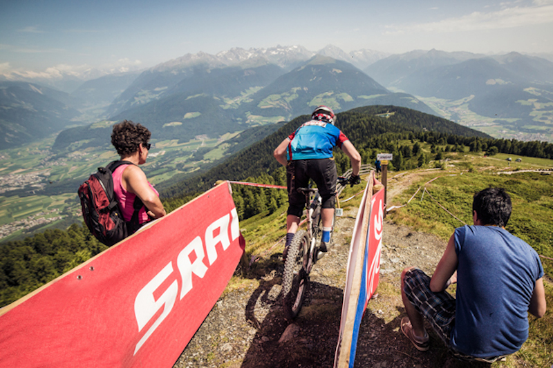 european enduro series Kronplatz (© Christoph Bayer)