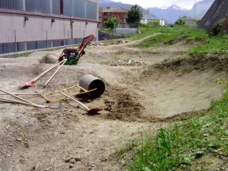 dirt pumptrack horw
