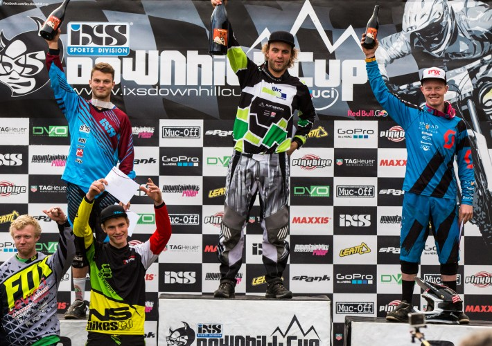 ixs dh cup 2014