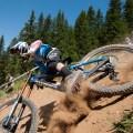 uci downhill lenzerheide training