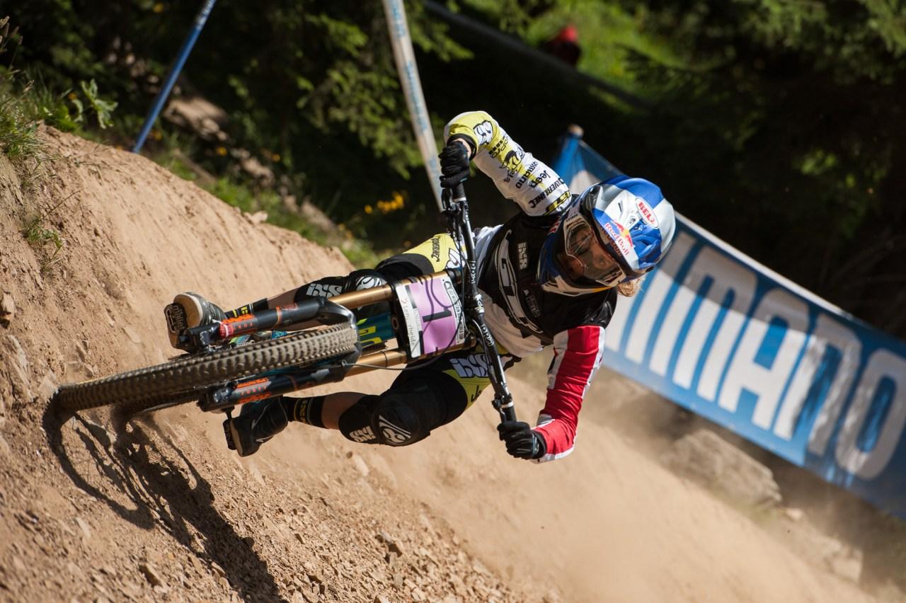 uci mountainbike world cup 2016 rachel atherton lenzerheide