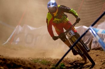 uci downhill world cup lenzerheide 2015 training