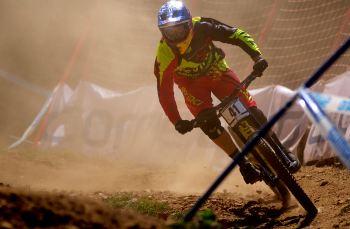 uci downhill world cup lenzerheide 2015 training