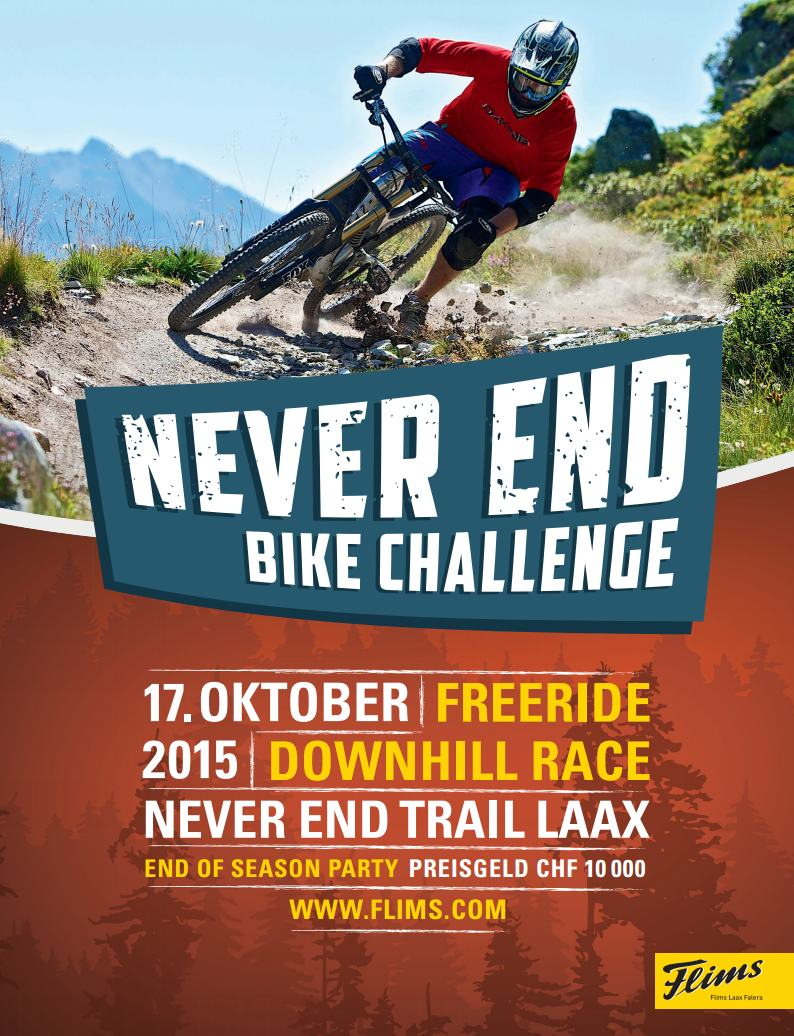Never End Challenge_Poster Original
